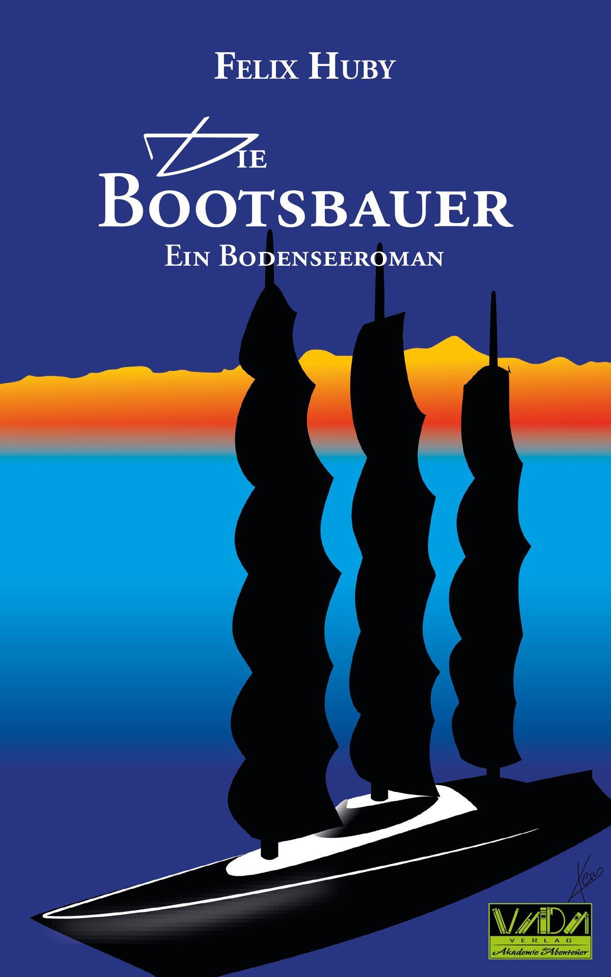 Cover Bootsbauer
